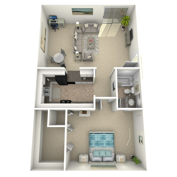 Floor plan image of The Augusta