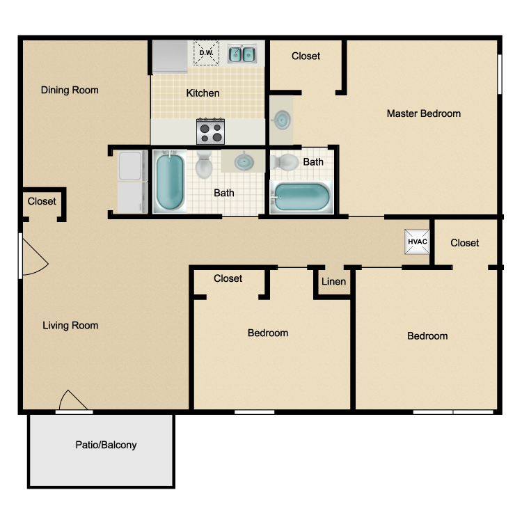 Rutherford Woodlands - Availability, Floor Plans & Pricing