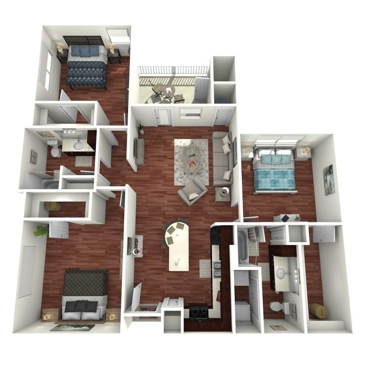 Vista Norte floor plan image