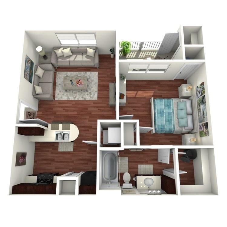 Laguna Vista floor plan image