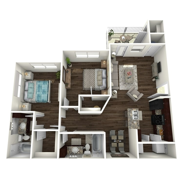 Floor plan image of Vista Del Sol