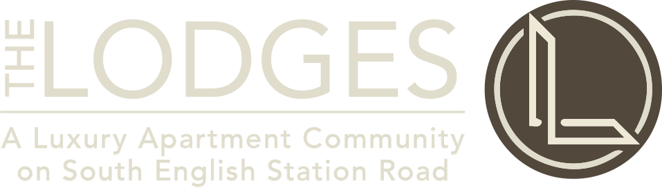 The Lodges on South English Station Road Logo