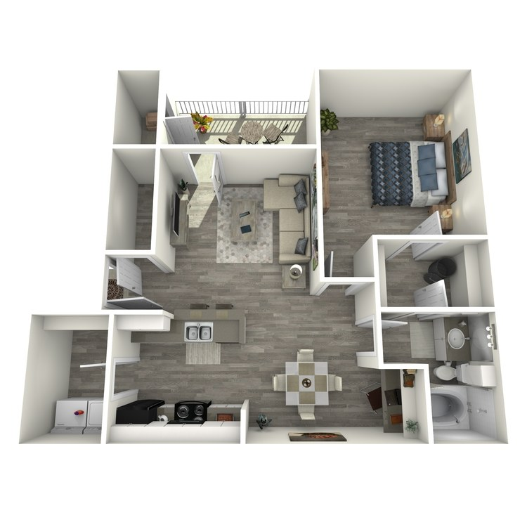 Floor plan image of A4R