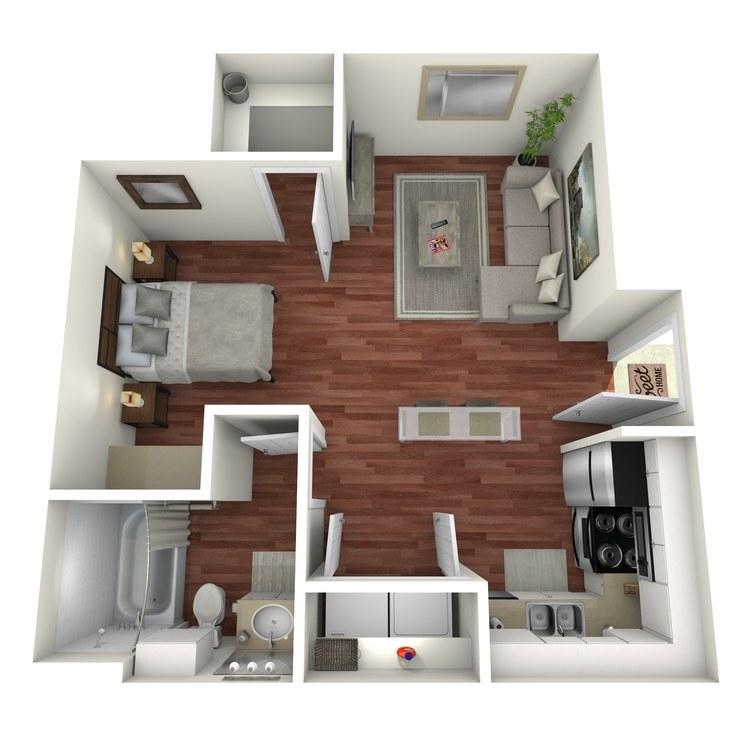 Floor plan image of EFF-1