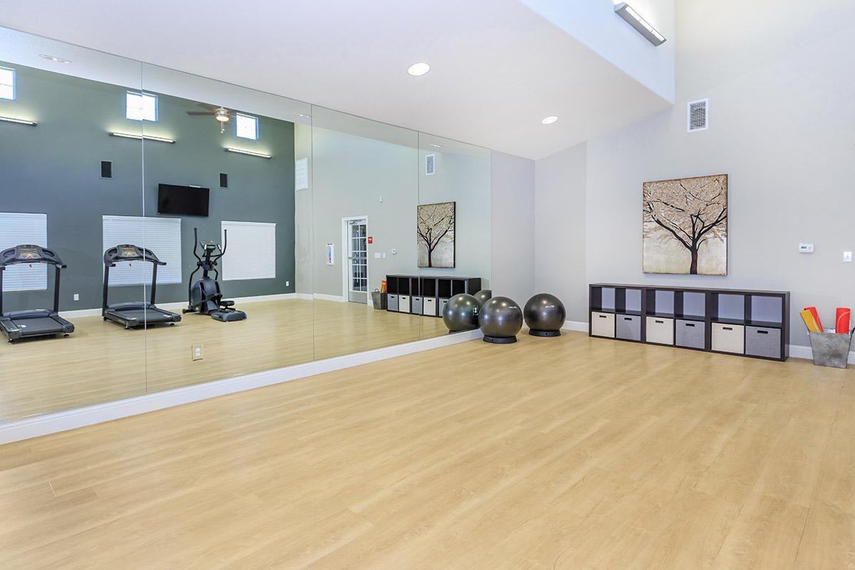 Boulder Creek residents can stay in shape in the fitness center