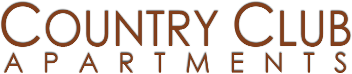 Country Club Apartments Logo