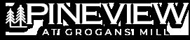 Pineview at Grogansmill Logo