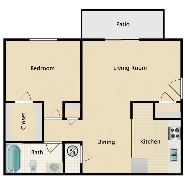 Laurel Ridge Apartments - Availability, Floor Plans & Pricing