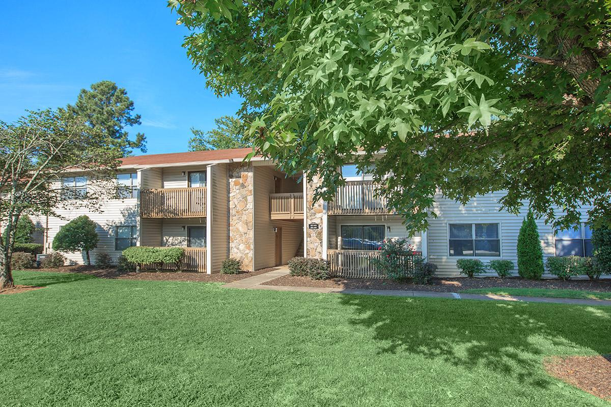Have a Picnic in The Shade at Laurel Ridge Apartments in Chattanooga, TN