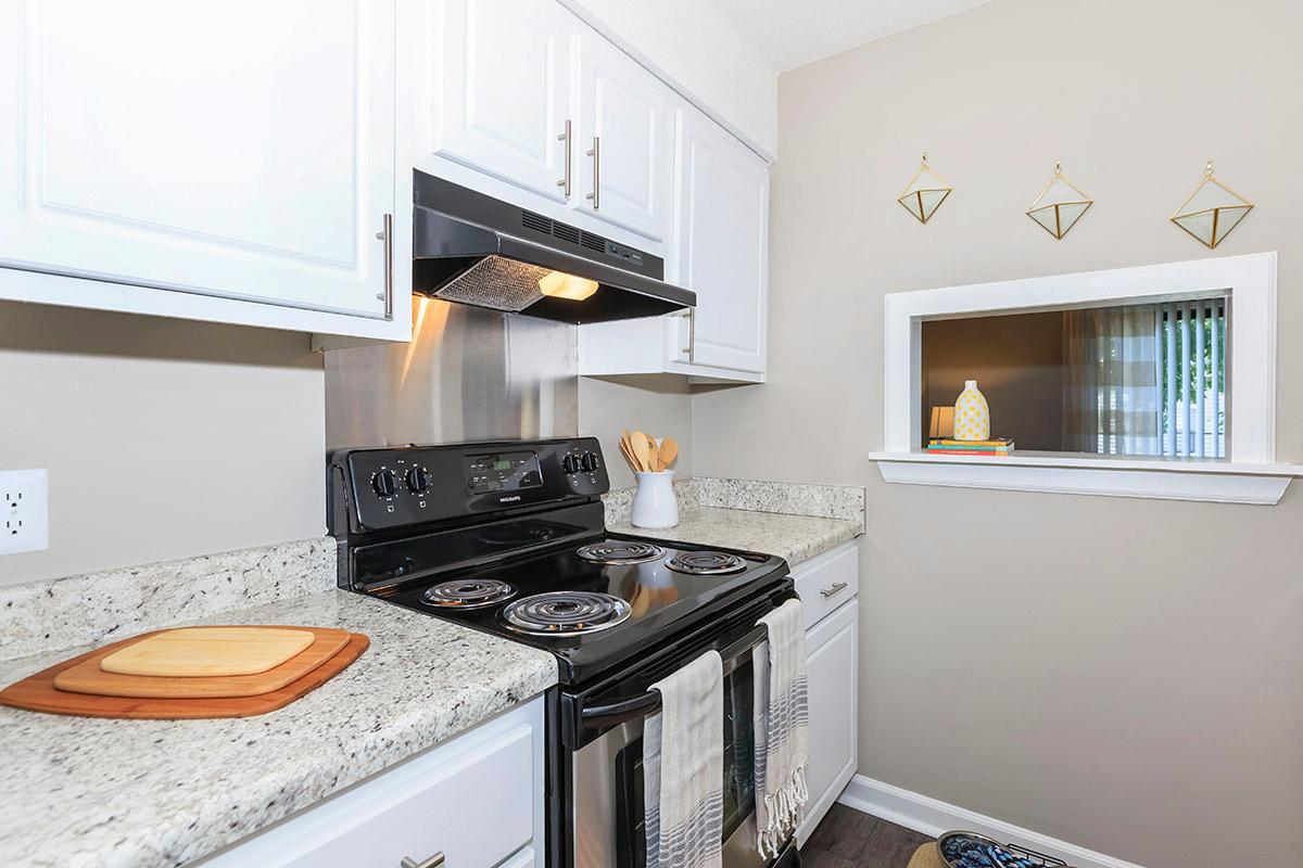 Stainless Steel Appliances Here at The Magnolia at Laurel Ridge Apartments in Chattanooga, TN