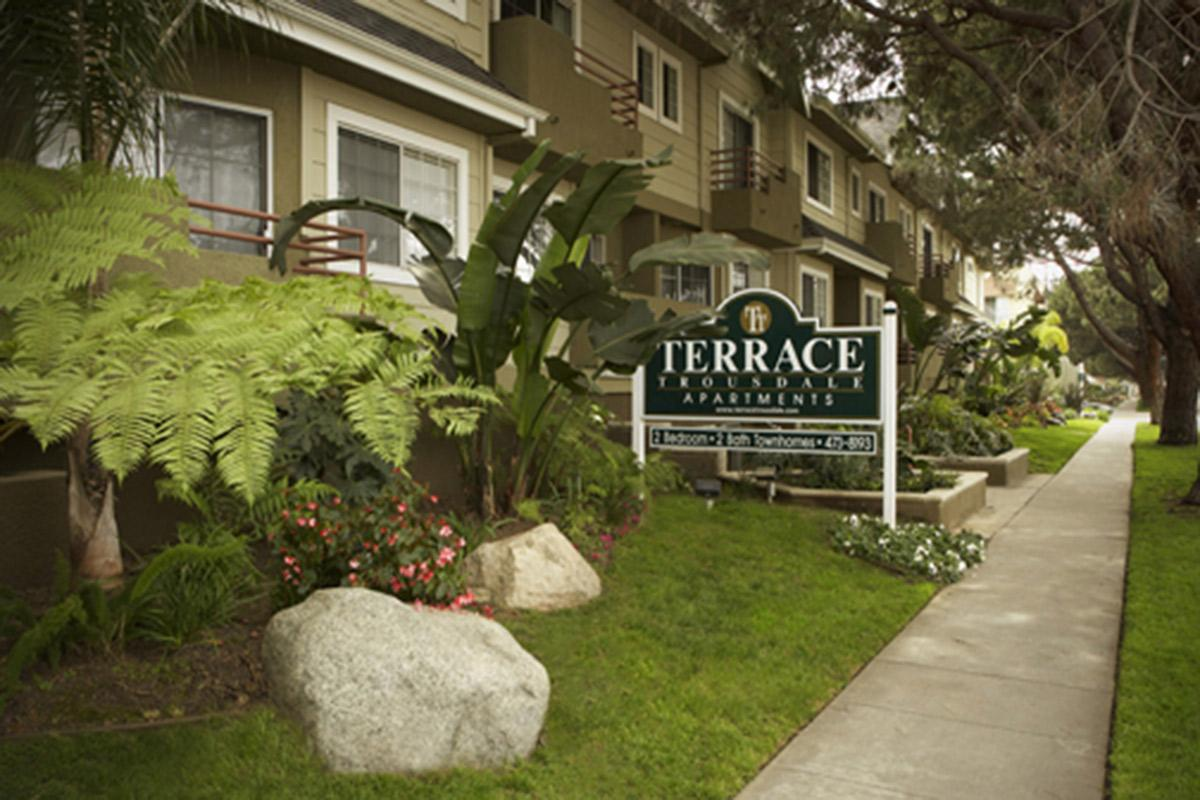 We take pride in our lush, well-maintained landscaping.