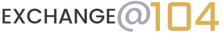Exchange @ 104 Logo
