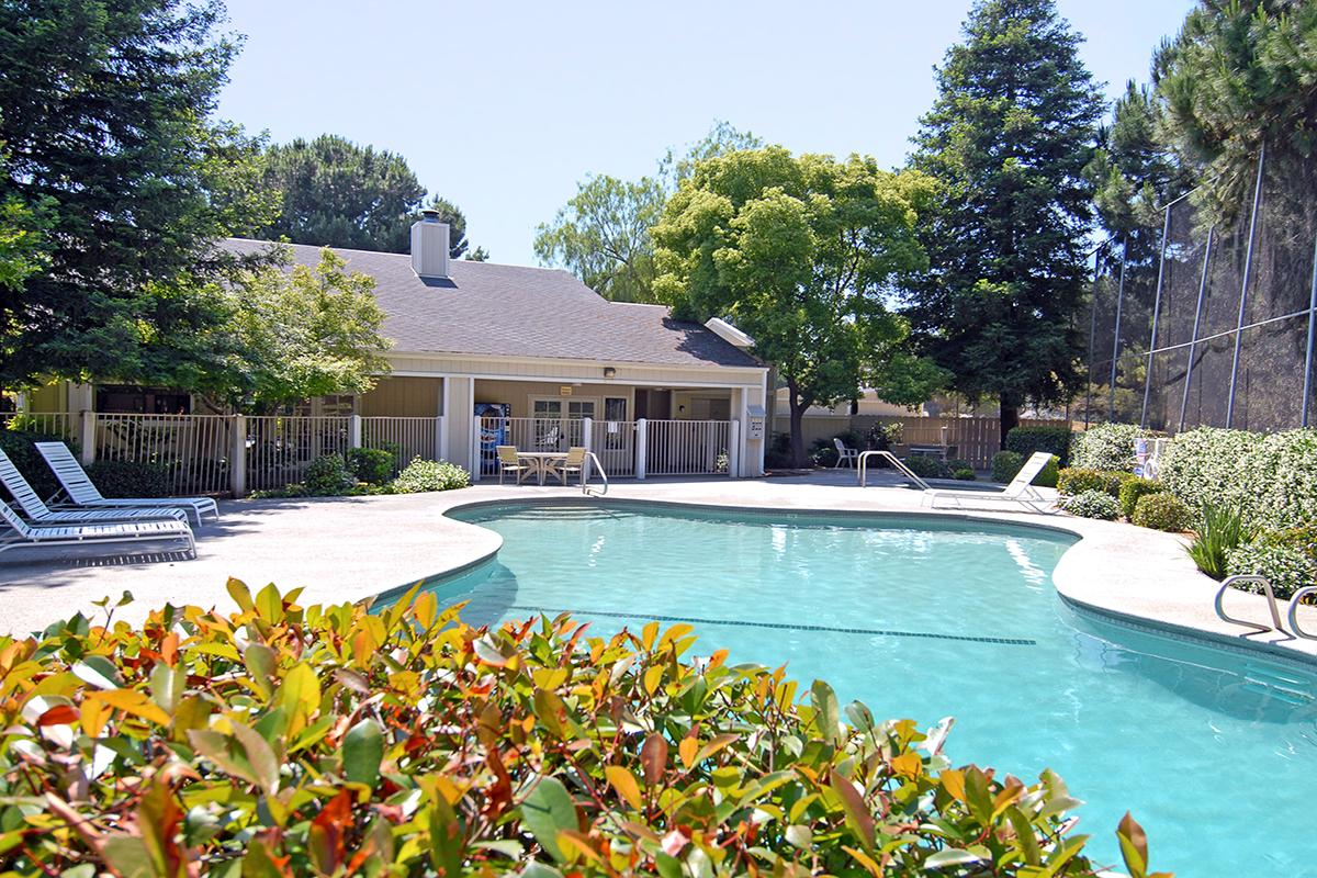 Soak in the sun at one of our pools here at Lake Ridge