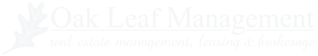 Oak Leaf Management Logo