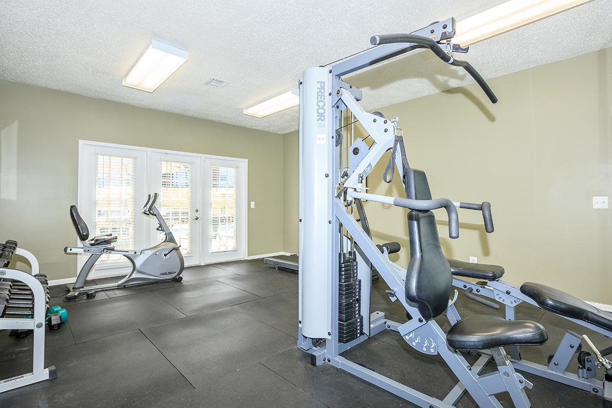 Get A Great Workout At Graymere