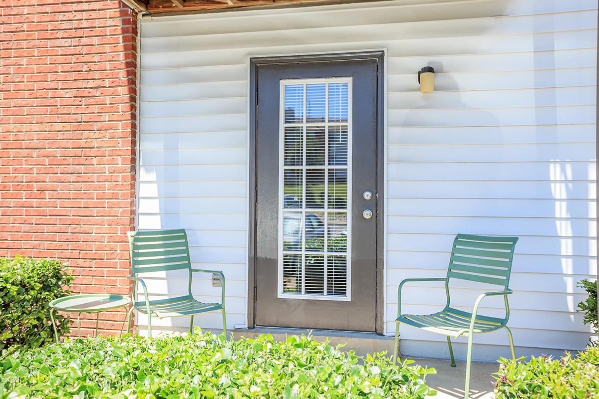 Backdoor To Your Patio