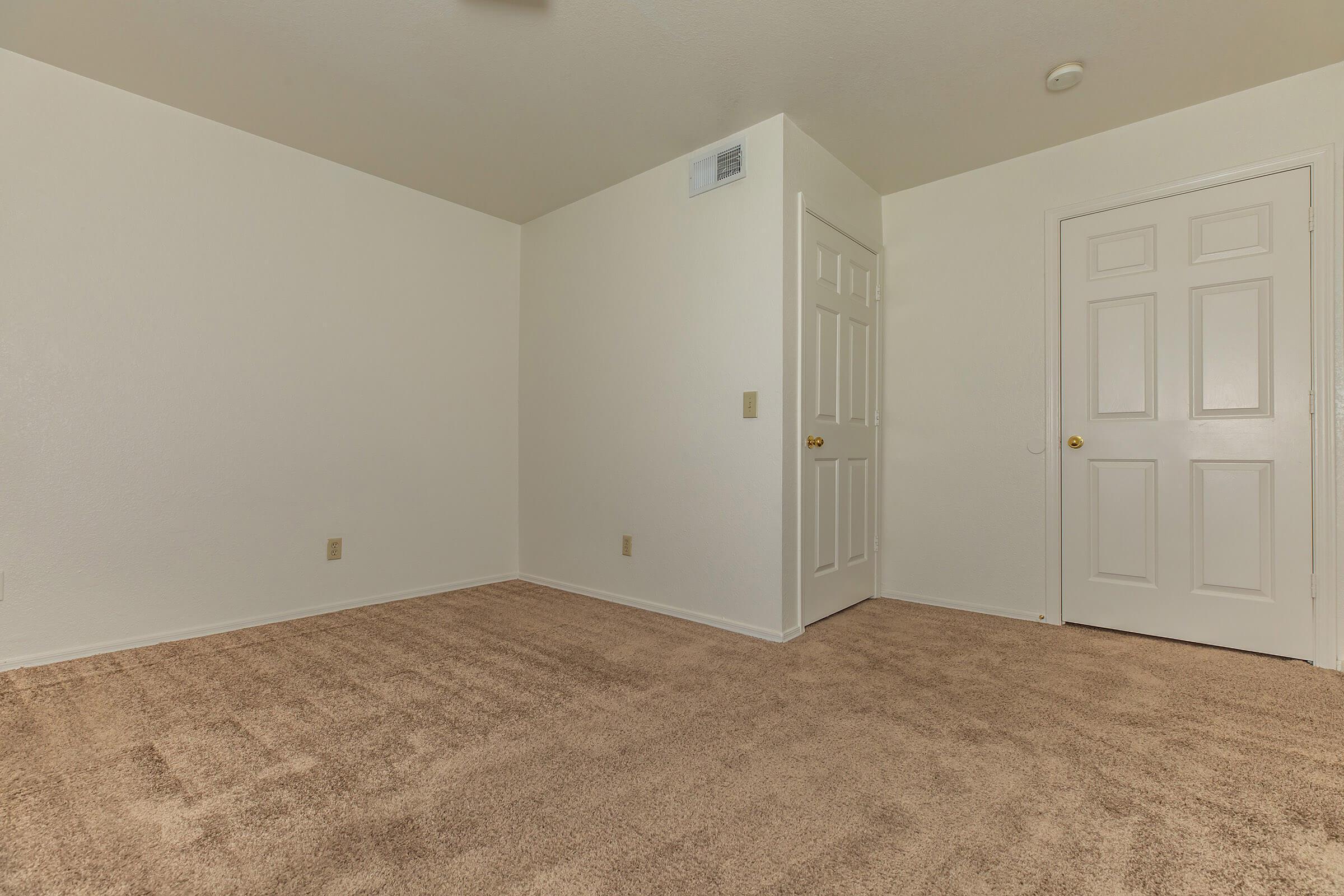 Three spacious floor plans to choose from at La Posada