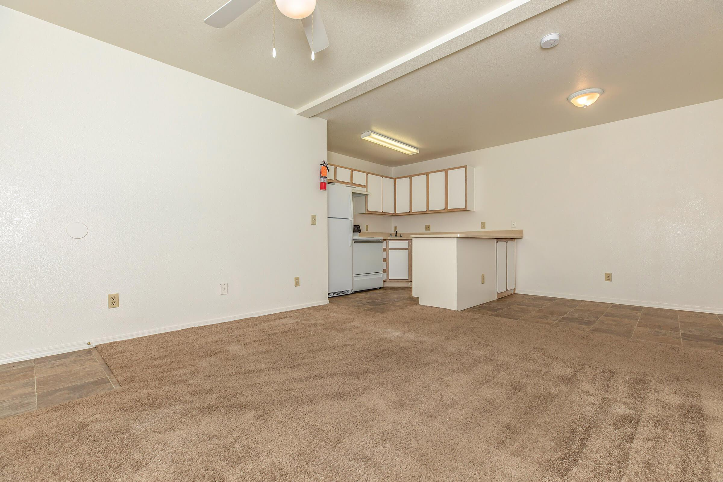 La Posada has spacious one two and three bedroom apartment homes for rent