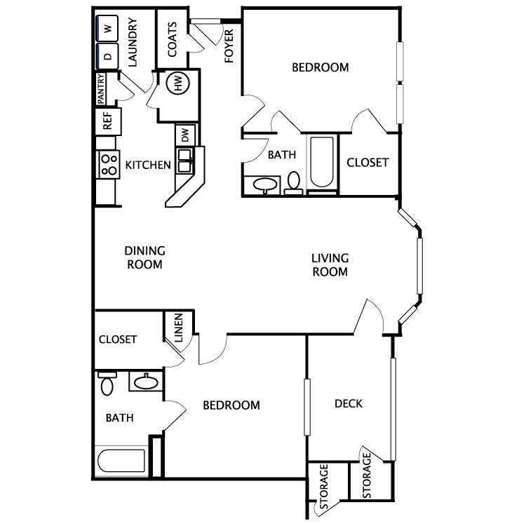 The Regent - Availability, Floor Plans & Pricing on brick townhouse, kitchen townhouse, 2 bedroom 2 bath townhouse,