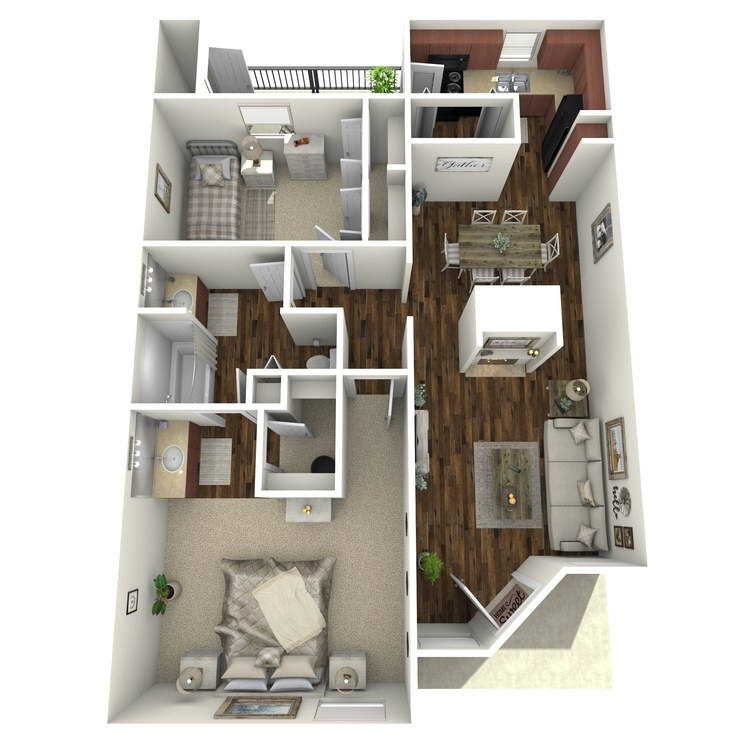 Floor plan image of Andover
