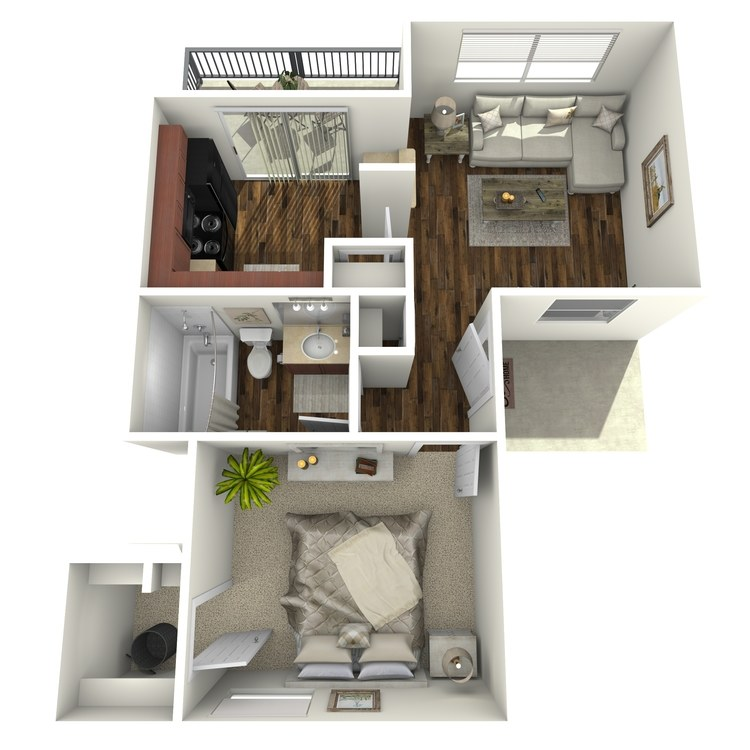 Floor plan image of Coronado
