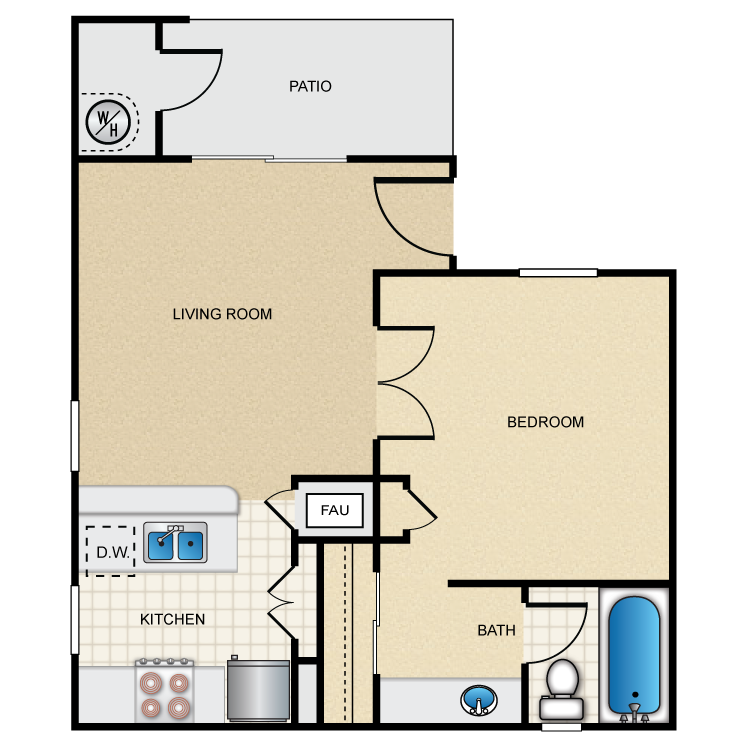 Emerald Court Apartment Homes - Availability, Floor Plans & Pricing