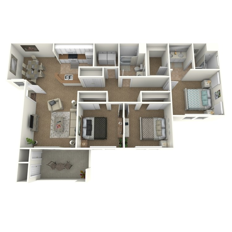Floor plan image of Scripps