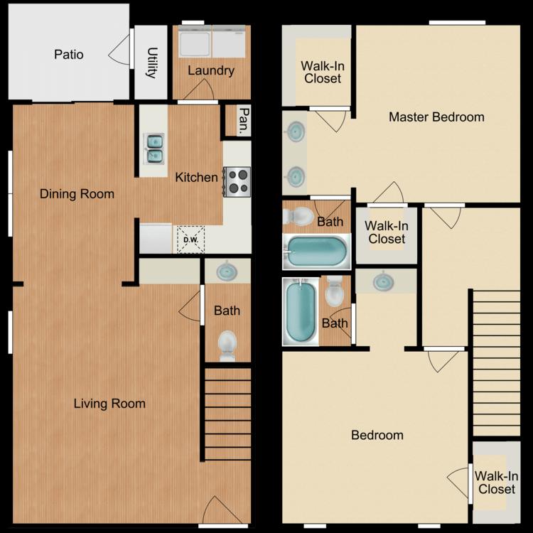 Floor plan image of Pamplona
