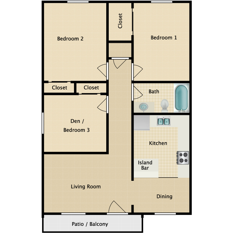 Casita floor plans home design ideas and pictures for Casita plans for homes