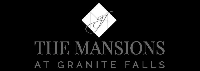 Mansions at Granite Falls Logo