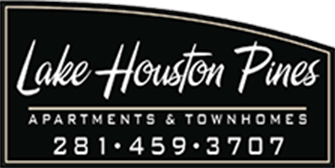 Lake Houston Pines Logo