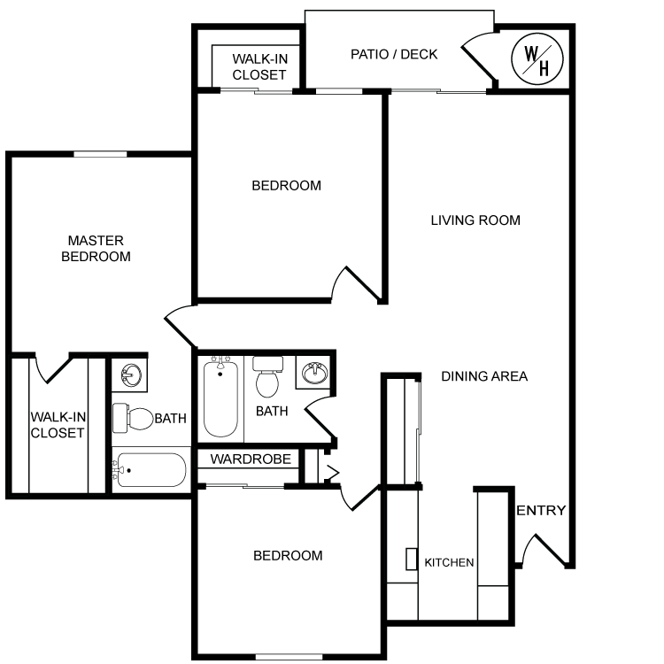 Sunset Villa  3 2  Thumbnail. Sunset Ridge   Availability  Floor Plans   Pricing