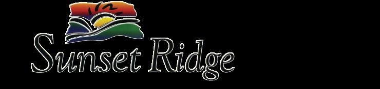 Sunset Ridge Logo