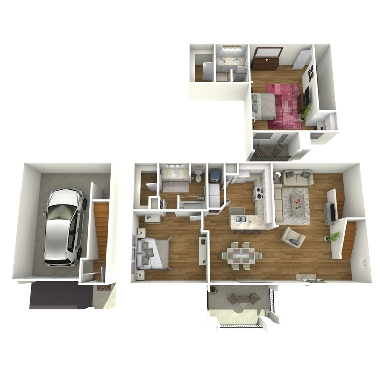 Floor plan image of Medina