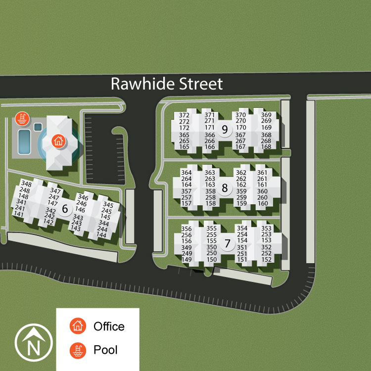 Site Map - Right
