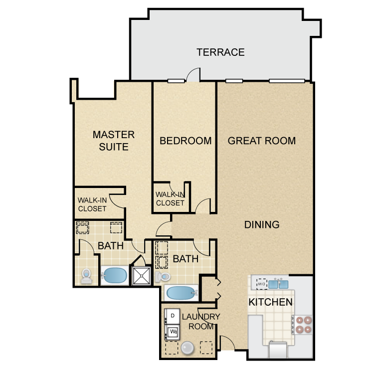 Floor plan image of Greenvale