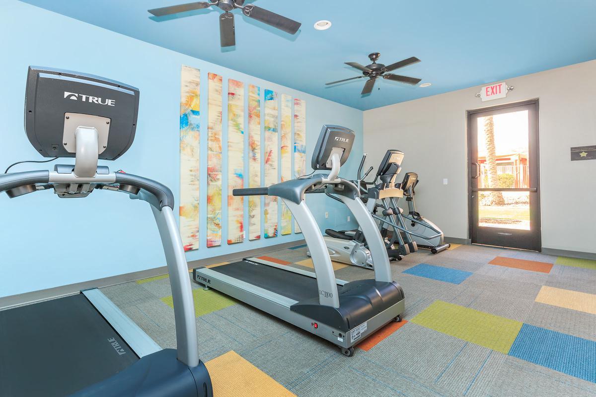 24/7 State-of-the-art Fitness Center at Echelon at Centennial Hills