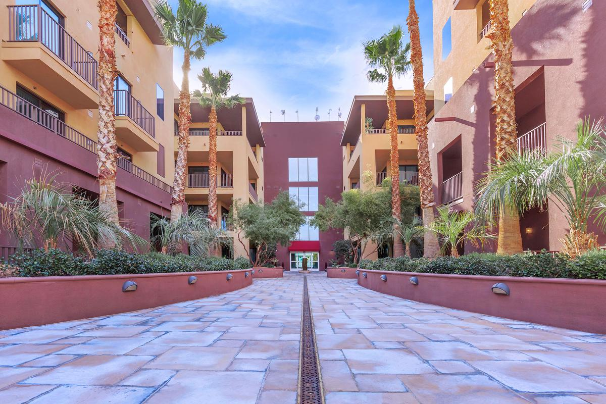 GORGEOUS EXTERIORS AT ECHELON AT CENTENNIAL HILLS IN LAS VEGAS