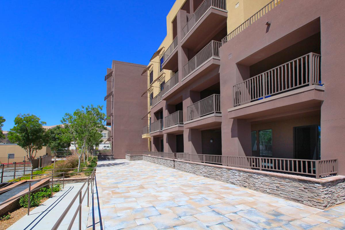 OVERSIZED PATIO OR BALCONY AVAILABLE AT ECHELON AT CENTENNIAL HILLS IN LAS VEGAS