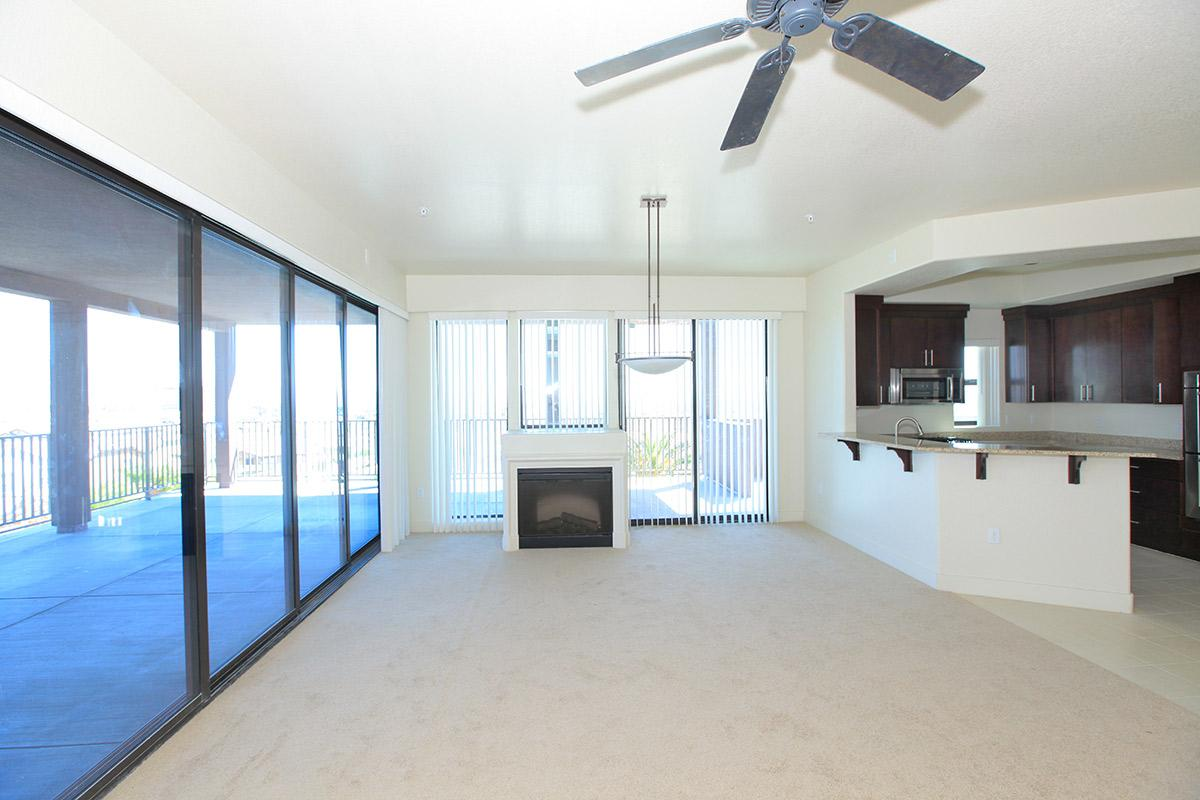 TILE, CARPETED FLOORS, AND CEILING FANS AT ECHELON AT CENTENNIAL HILLS IN LAS VEGAS