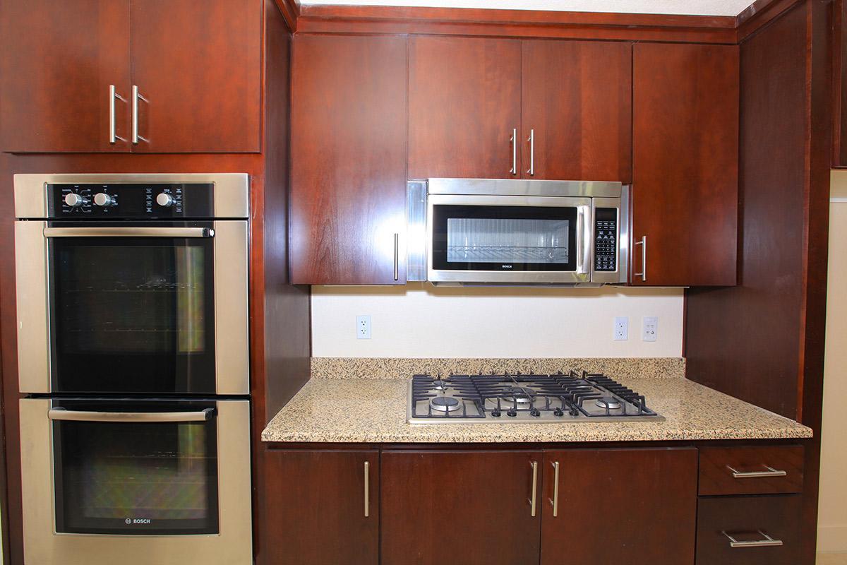 Echelon at Centennial Hills has upgraded cabinets