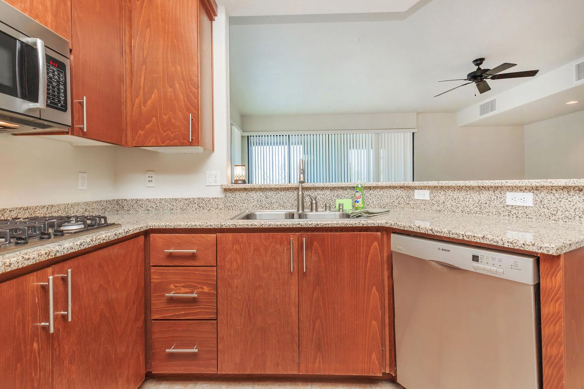 Echelon at Centennial Hills has spacious kitchens