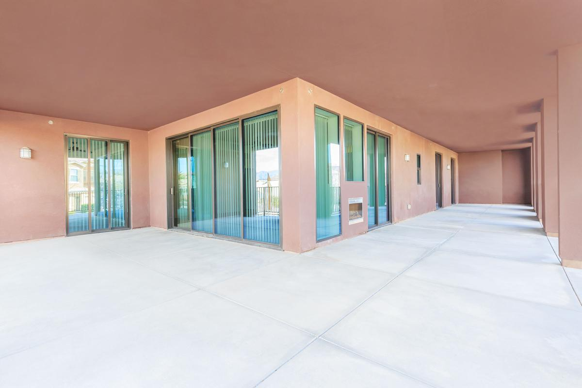 ECHELON AT CENTENNIAL HILLS IN LAS VEGAS HAS OVERSIZED BALCONIES AND PATIOS WITH BREATHTAKING VIEWS