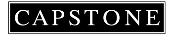 Capstone Real Estate Services Logo