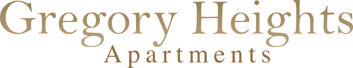 Gregory Heights Apartments Logo