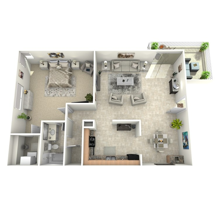 Floor plan image of Woodlark