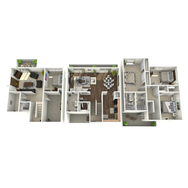 Floor plan image of Heatherbrook
