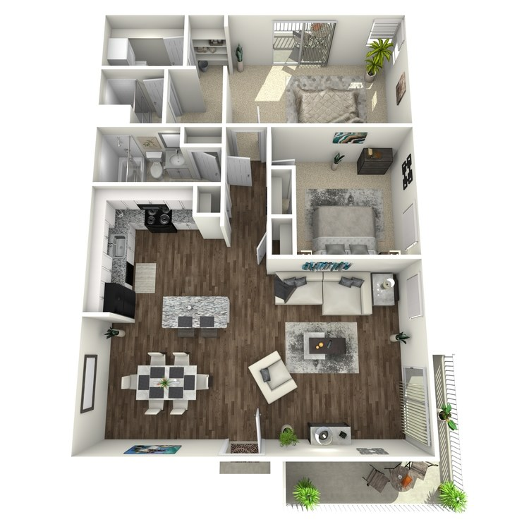 Floor plan image of Windsong Plus
