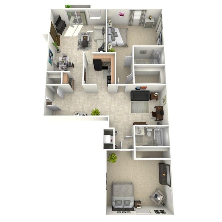 Floor plan image of Brookview