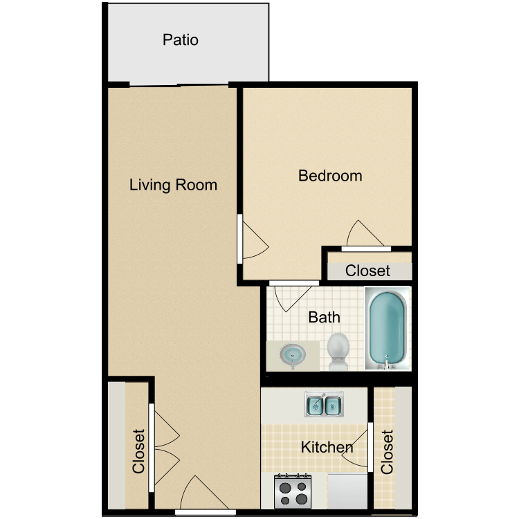 510 Main - Availability, Floor Plans & Pricing